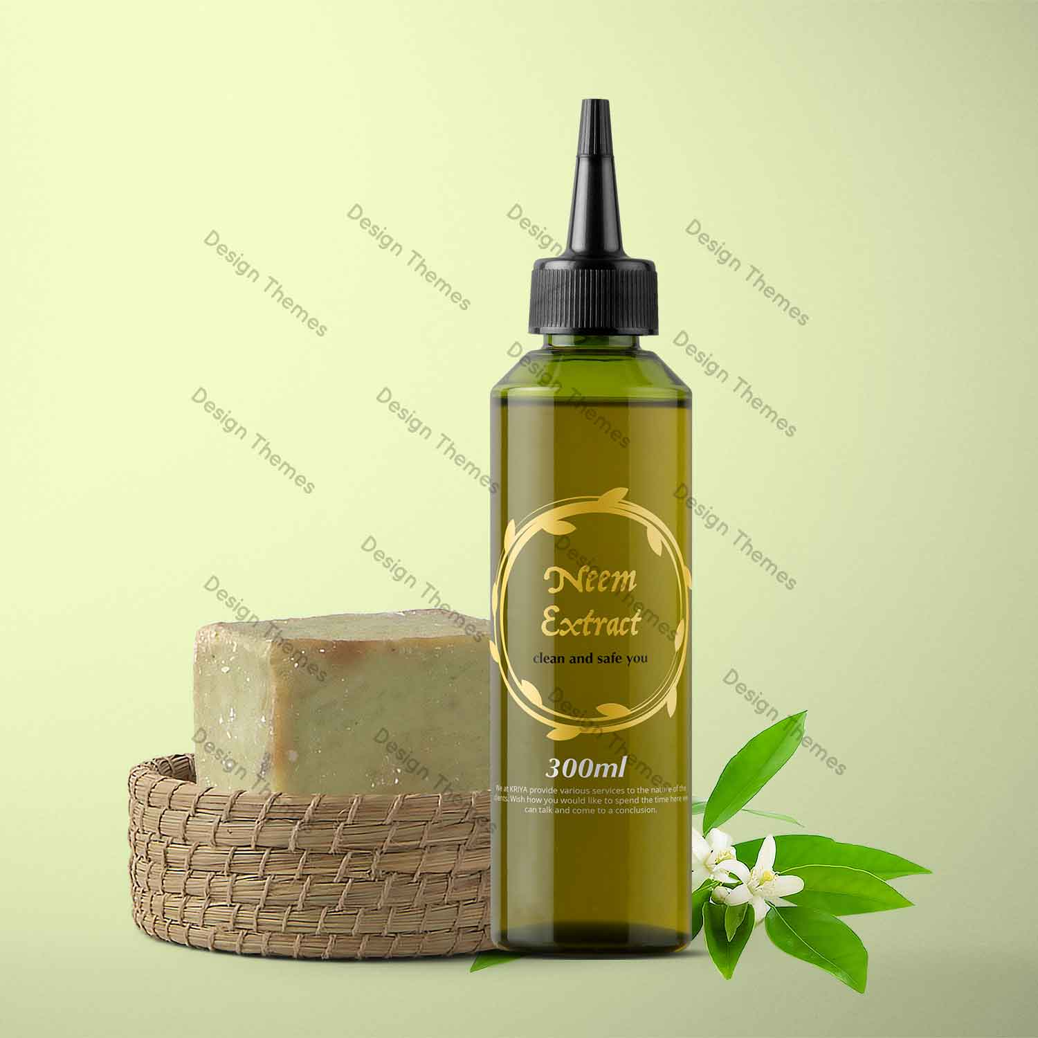 neem extract soap